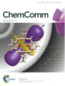 Chem. Commun. 2014, 50, 6749-6751, http://dx.doi.org/10.1039/C4CC02274B