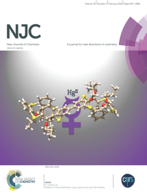 New J. Chem. 2016,  40, 1104-1110, http://dx.doi.org/10.1039/C5NJ02427G